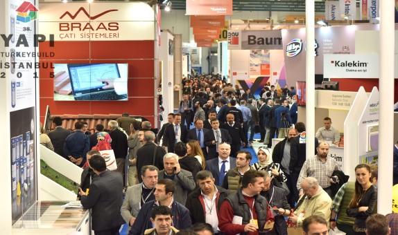 39.Yapı Fuarı Turkeybuild İstanbul Etkinlikleriyle Sektöre Yeni İş ve İşbirliği Fırsatları Yaratacak