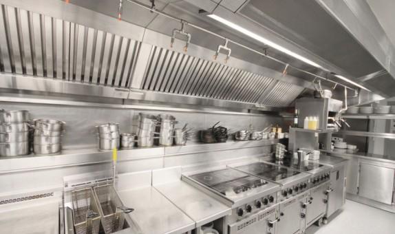 Norm Teknik:  Endüstriyel Mutfaklar Artık Daha Güvenli