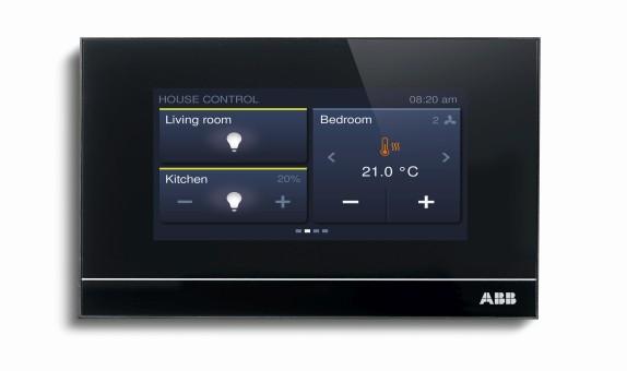 ABB, Ev Otomasyonu İçin Gelecekte Sunacağı Fonksiyonları Tanıtıyor