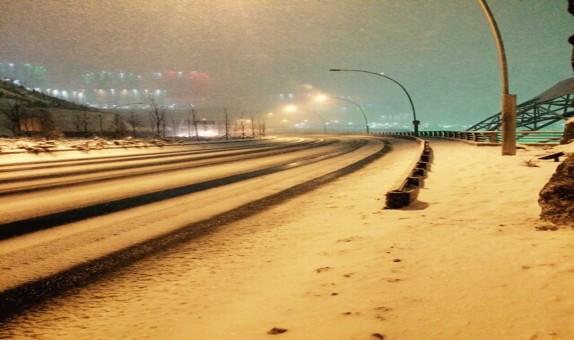 Ankara Protokol Yoluna, Danfoss-DEVI Kar ve Buz Birikimini Engelleme Sistemi Uygulandı