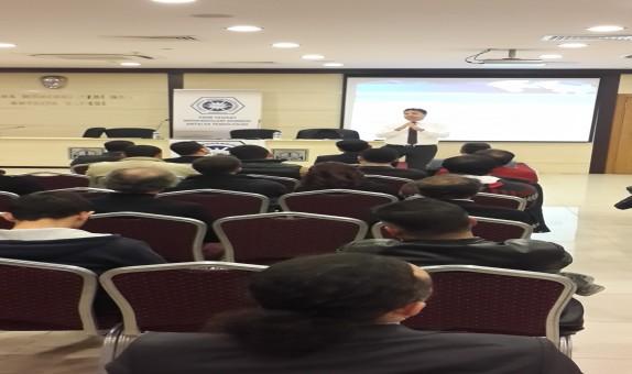 Asal İklimlendirme Teknolojileri A.Ş. Tarafından Antalya MMO Şubesinde Konferans Gerçekleştirildi