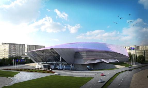 Bakü Convention Center, Systemair HSK Cihazlarını Seçti