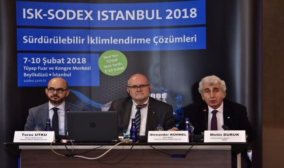 İklimlendirme Sektörü 5 Yıl İçinde 12 Milyar Dolar İhracat Hedefine ISK-SODEX ile Ulaşacak