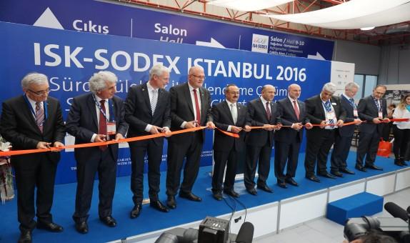ISK-SODEX, HVAC-R Sektörü İçin Uluslararası Bir Buluşma Sağladı