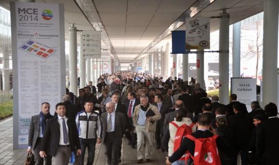 MCE-Mostra Convegno Expocomfort 2016:  Sektörün En Önemlilerinin Geleceğimizle Birleşmesi
