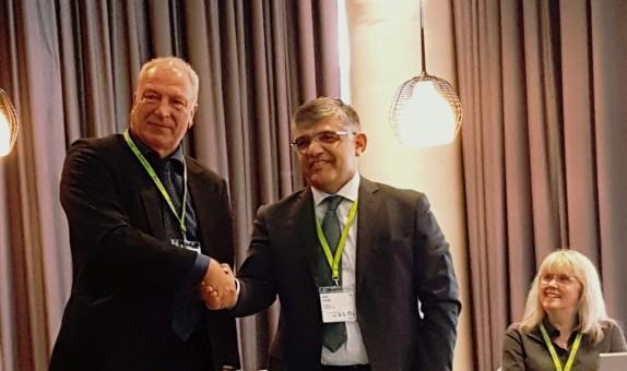 Naci Şahin, EUROVENT Derneği'nin Yeni Başkanı Seçildi