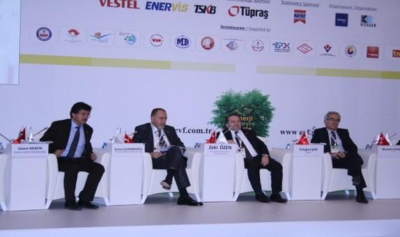 TTMD Yönetim Kurulu Başkanı Sarven Çilingiroğlu  Enerji Verimliliği Hakkındaki Görüşlerini Paylaştı