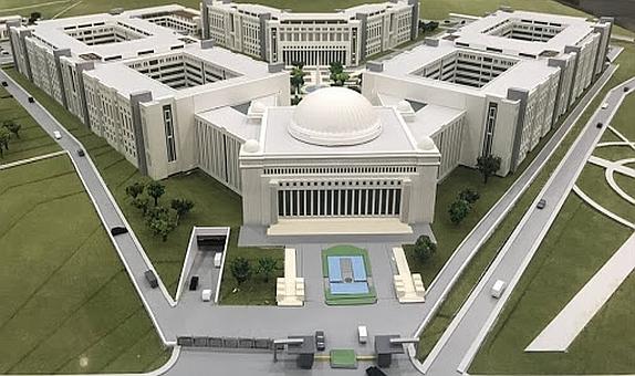 Doğu İklimlendirme, Rönesans İnşaat'ın Yeni Yargıtay Binası Projesinde Yerini Aldı
