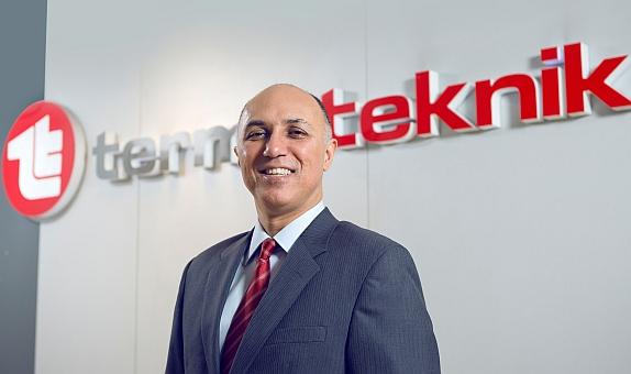 """Termo Teknik Türkiye Ticari Genel Müdürü M. Emin Kasan: """"Üretmeye, Büyümeye ve Üstün Kaliteli Yeni Ürünler Sunmaya Devam Ediyoruz"""""""