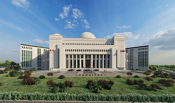T.C. Yargıtay Başkanlığı Yeni Hizmet Binası'nda Lowara Kalitesi
