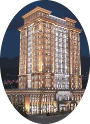 5 Yıldızlı Residence Otel Projesi Danfoss'u Tercih Etti