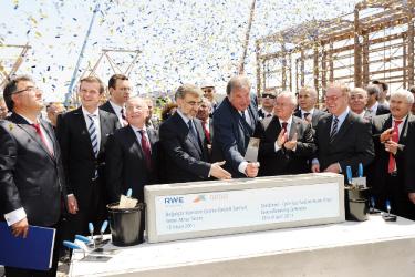 RWE'den Türkiye'ye 3 Milyar Euro Yatırım Planı
