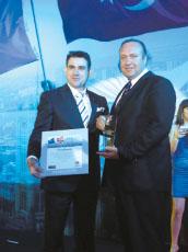 Termodinamik AB Kalite Ödülü Aldı