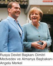 Rusya, Almanya'ya Güney Akım'a Karşı Alternatif Önerdi