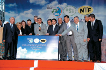 Dalaman Akköprü Barajı ve Hidroelektrik Santrali Hizmete Açıldı