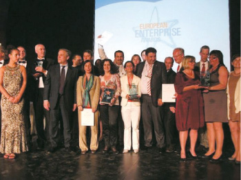 Avrupa Komisyonu'ndan Orman Projesine Girişimcilik Ödülü