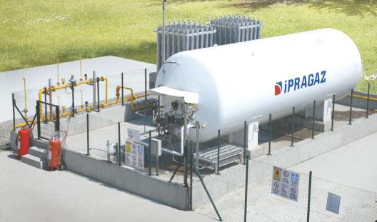 """İpragaz A.Ş. Dökme Gaz Satış Müdürü Kemal Güveli:""""LNG'nin Bilinirliği ve Tercih Edilirliği"""