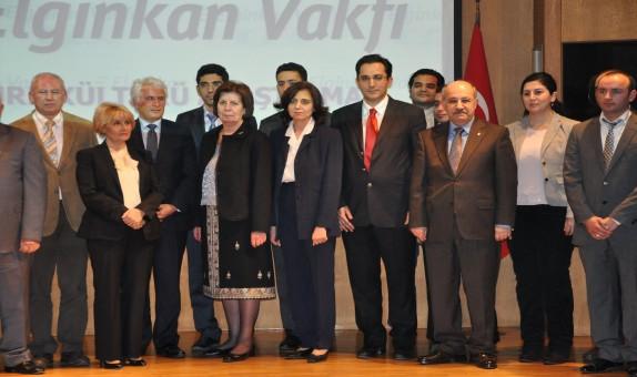 2012 Yılı Elginkan Vakfı 7.Türk Kültürü Araştırma ve Teknoloji Ödülleri Sahiplerini Buldu