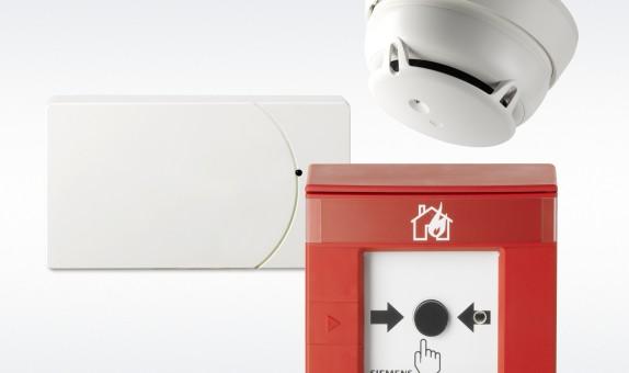 Siemens, Kablosuz Yangın Algılama Sistemini Duyurdu