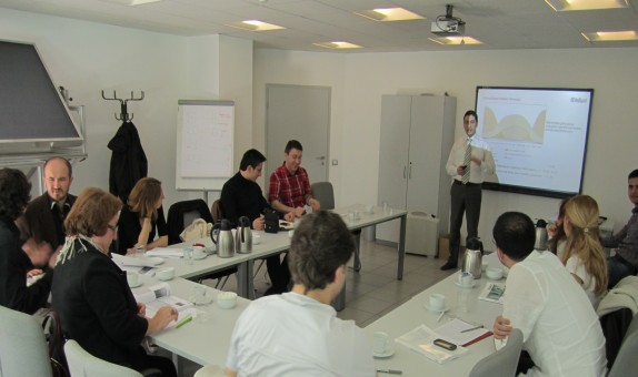 Vaillant Eğitim Bölümü 2012 Yılı Eğitim Programını Tamamladı