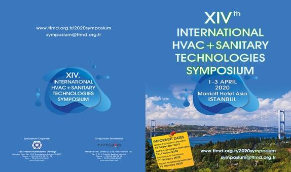 14'üncü Uluslararası Yapıda Tesisat Teknolojisi Sempozyumu İstanbul'da Düzenlenecek
