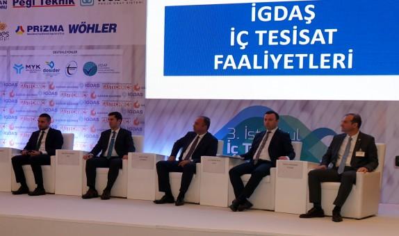 3. İstanbul İç Tesisat Buluşması Başladı