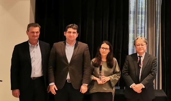Alarko Carrier'a EMEA Bölgesi'nde  En İyi Satış Büyümesi Ödülü