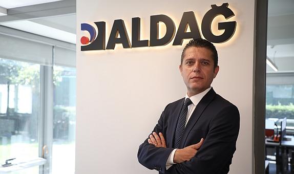 Aldağ'ın yeni Satış ve Pazarlama Direktörü Ersin Yücel oldu