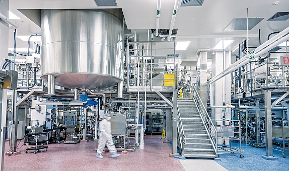AYMED İlaç Sanayi'nin Yeni Fabrikası Doğu İklimlendirme ile Nefes Alıyor