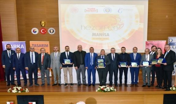 Bosch Termoteknik'e, Manisa'da En Fazla Patent Başvurusu Yapan 3. Firma Ödülü