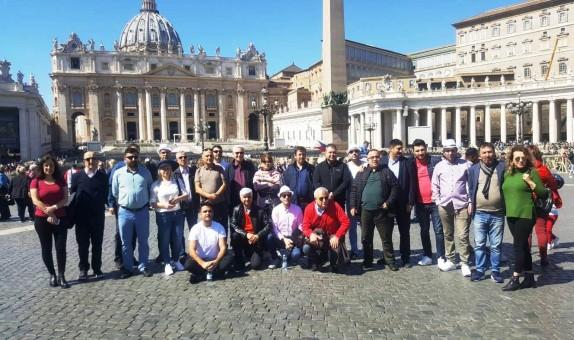 Cazgır A.Ş. Alt Bayileri Roma ve Venedik'i Gezdi