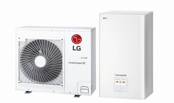 Çevre Dostu LG Therma V R32 Isı Pompası