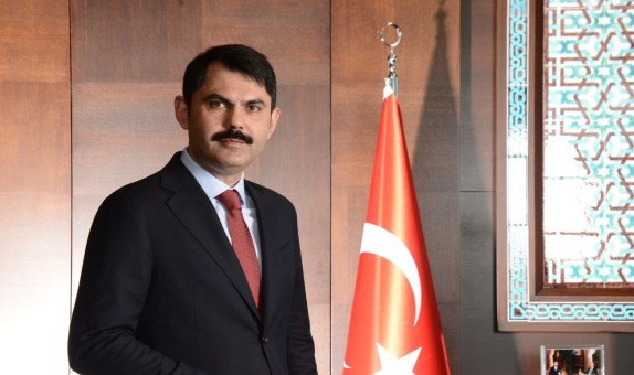 Çevre ve Şehircilik Bakanı Murat Kurum Oldu