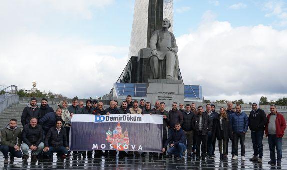 DemirDöküm Yetkili Satıcılarını 3 Farklı Ülkede Ağırladı