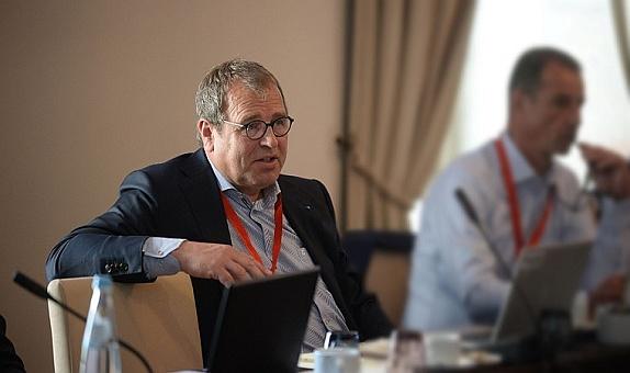 Eurovent Klima ve Soğutma Cihazları Gruplarının Başkanı Hank Kranenberg Oldu