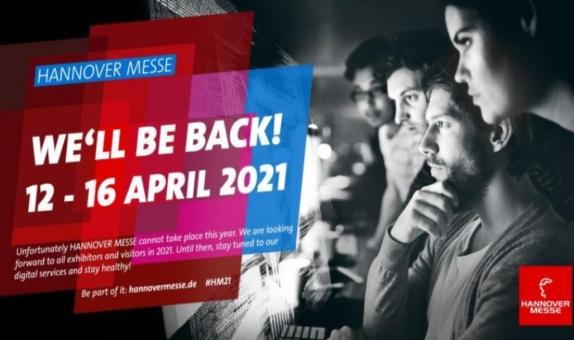 Hannover Messe Fuarı 2020'de Düzenlenmeyecek