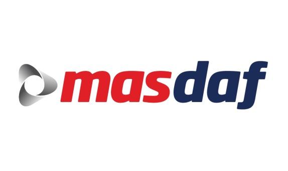 Masdaf Logosunu Yeniledi