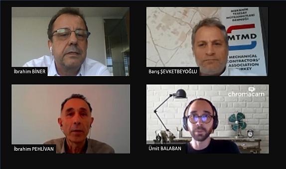 MTMD Mekanik Uygulamaların Dijital Dünyadaki Geleceği Paneli Gerçekleşti!