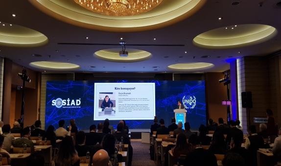 SOSİAD, Demonstrasyon Projesinin İlk Tematik Toplantısını Gerçekleştirdi