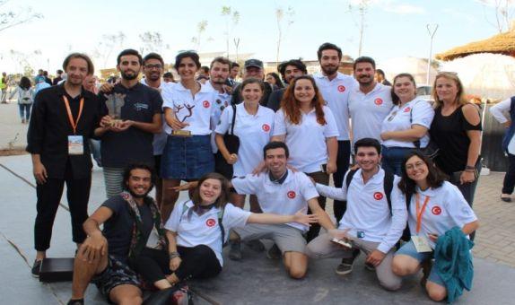 Team Bosphorus, SOLAR DECATHLON Afrika Yarışması'nda 2 Kategoride Birinci