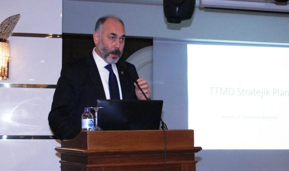 TTMD Yönetim Kurulu Başkanı Kemal Gani Bayraktar Oldu