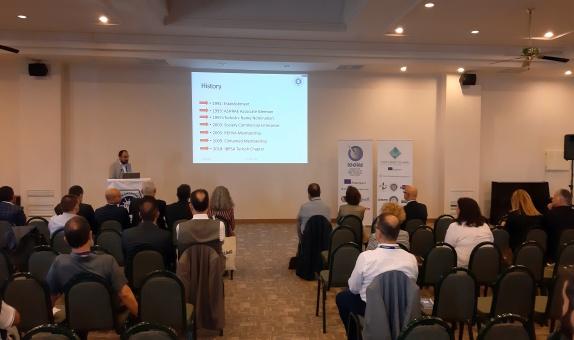 TTMD ve Yenilikler, Komiteler ve AB Projeleri Tanıtım Toplantısı Yapıldı