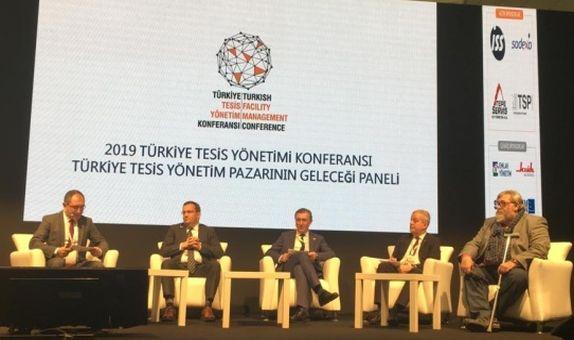 Türkiye Tesis Yönetimi Konferansı Başladı