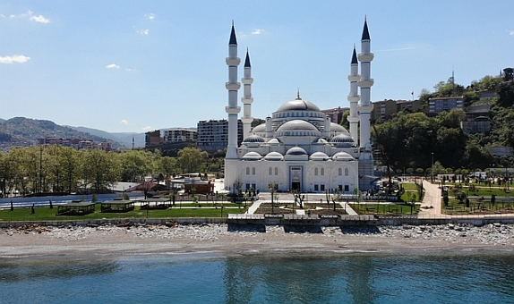Uzun Mehmet Camisi, Doğu İklimlendirme'nin Yangın Damperleri Güvencesi Altında