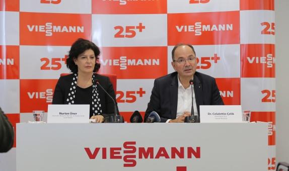 Viessmann, Manisa'dan İhracat ile Büyüyor