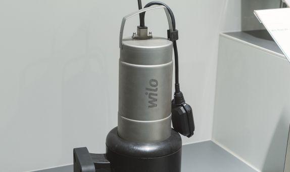 Wilo'dan Atıksu Uygulamalarına Özel Pompa Çözümü