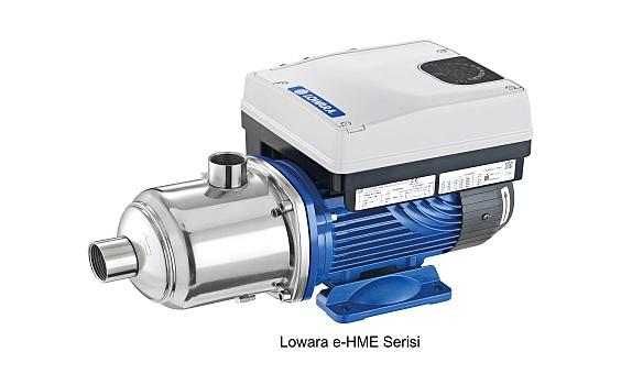 Yüksek Verimlilik, Kusursuz Sistem: Lowara Smart Pompa Serisi class=