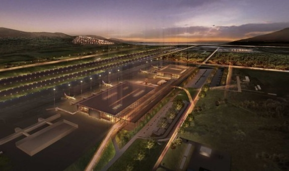 Dalaman Havalimanı Yeni İç Hatlar Terminalinde Systemair Ürünleri