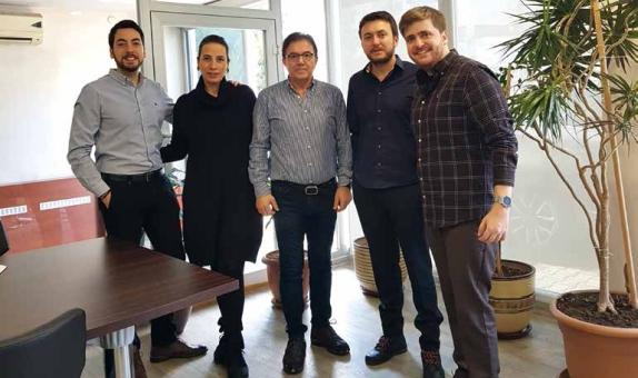 Pitsan Pazarlama Müdürü Bülent Altınoluk: 'Pitsan'da Hedef Sektörde İlklere İmza Atmak'