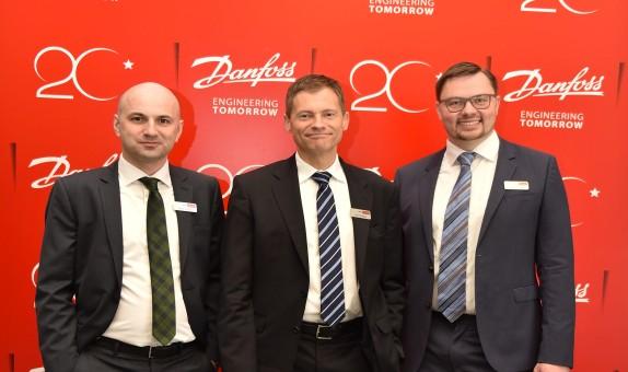 Danfoss, Türkiye'deki 20. Yılını Kutladı
